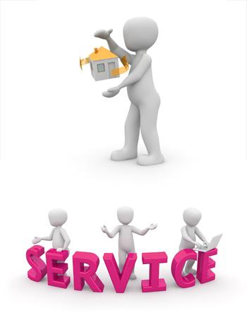 service für neubau oder renovierung